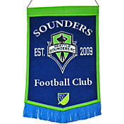 Winning Streak Sports Seattle Sounders Vintage Ballpark Banner