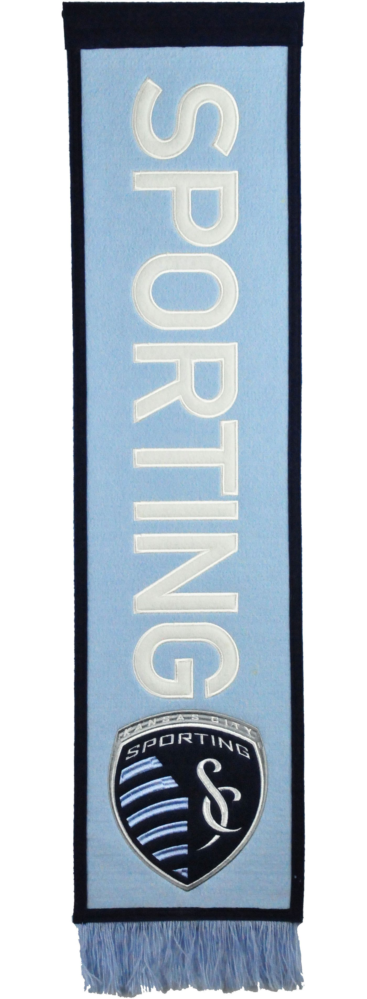 Winning Streak Sports Sporting Kansas City Scarf Team Banner