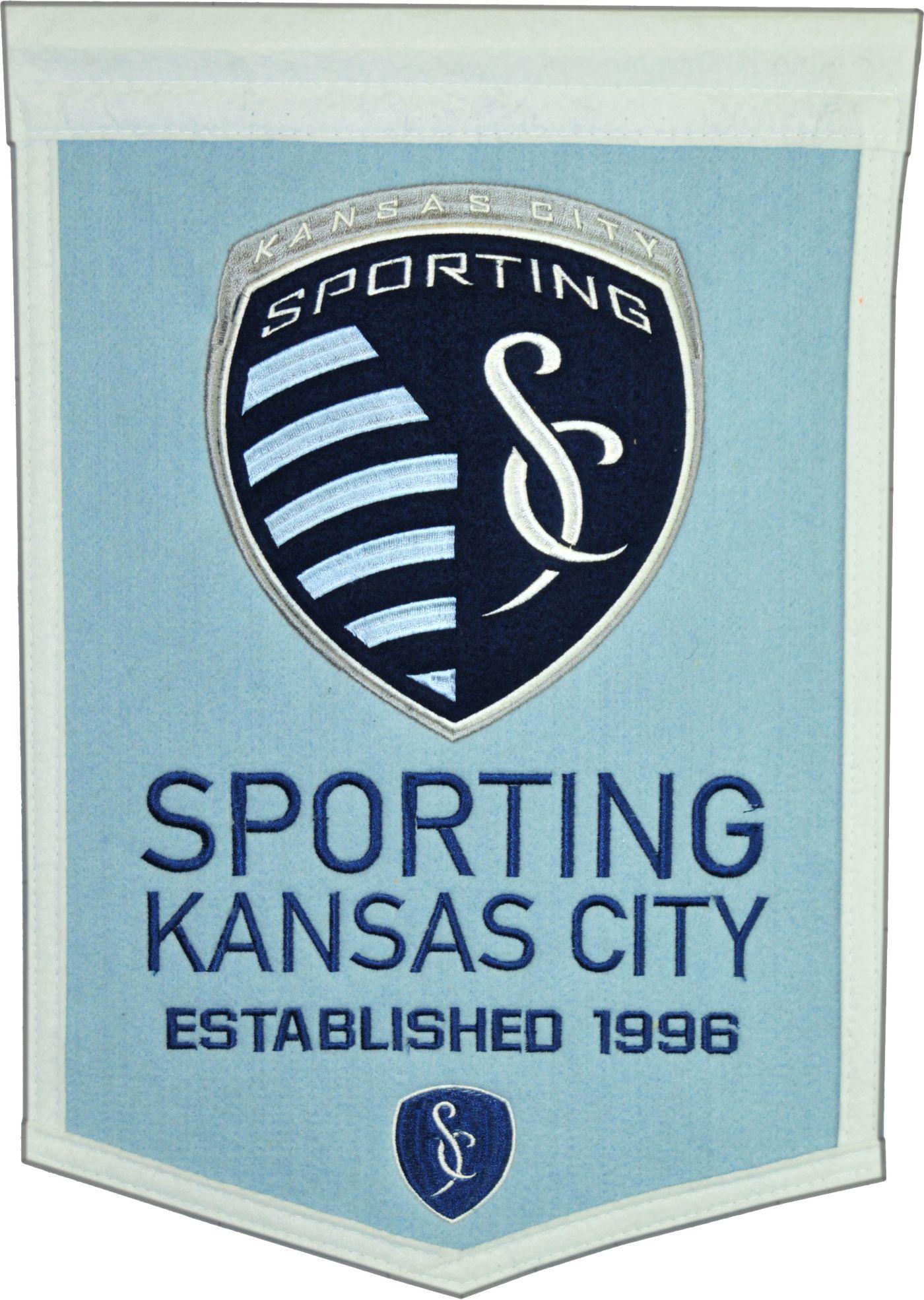 Winning Streak Sports Sporting Kansas City Team Tradition Banner