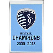 Winning Streak Sports Sporting Kansas City Team Champions Banner