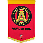Winning Streak Sports Atlanta United Team Tradition Banner