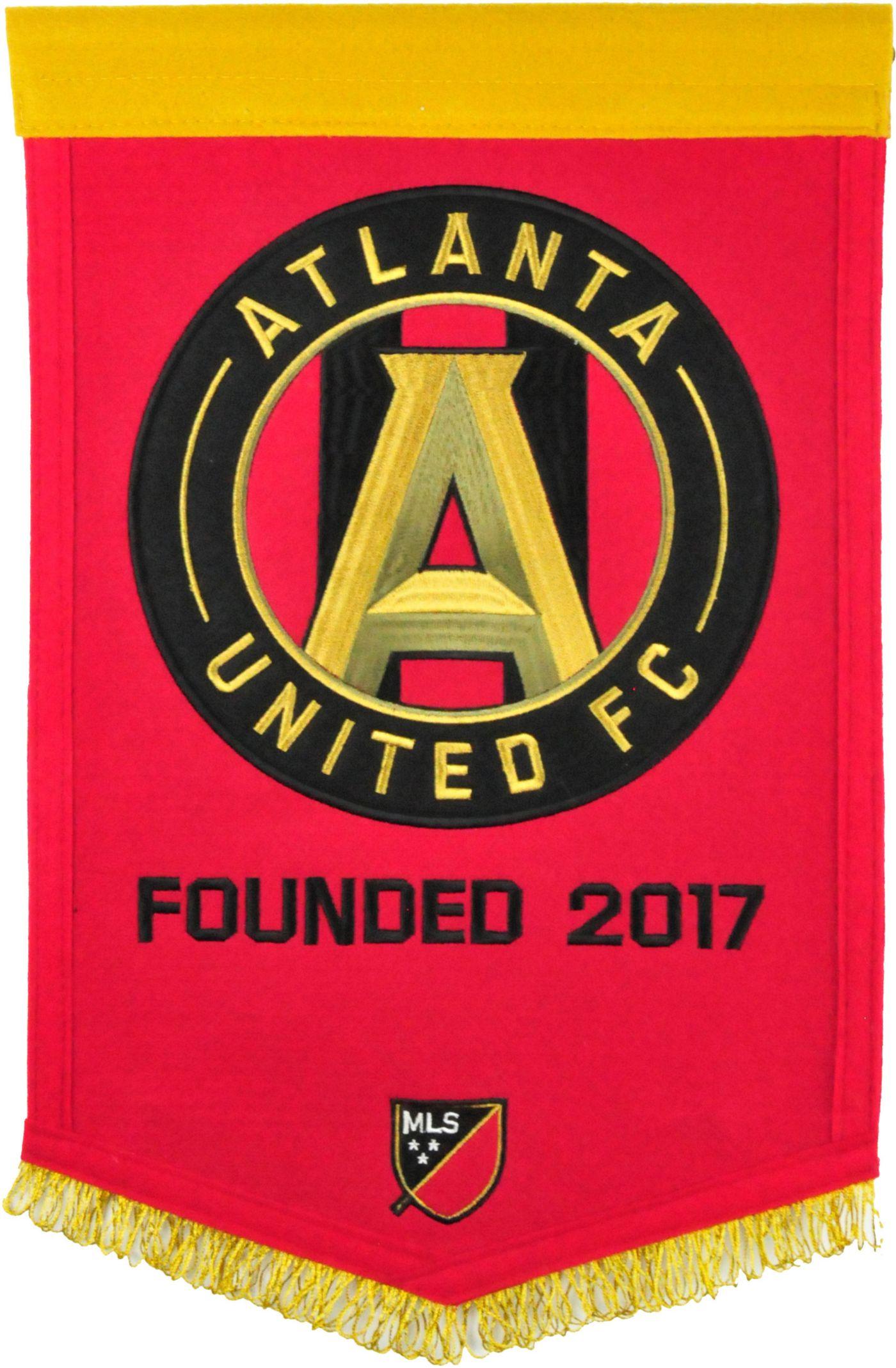 Winning Streak Sports Atlanta United Team Tradition Banner
