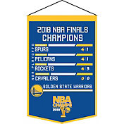 Winning Streak Sports 2018 NBA Champions Golden State Warriors Printed Banner