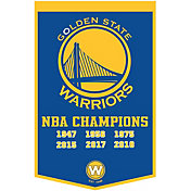 c63dc144b Winning Streak Sports 2018 NBA Champions Golden State Warriors Dynasty  Banner