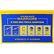 Winning Streak Sports Golden State Warriors Repeat Rafter Banner