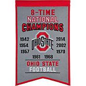 Winning Streak Sports Ohio State Buckeyes Champions Banner