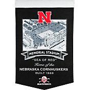 Winning Streak Sports Nebraska Cornhuskers Stadium Banner