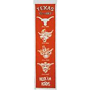 Winning Streak Sports Texas Longhorns Heritage Banner