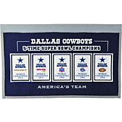 Winning Streak Sports Dallas Cowboys Repeat Rafter Banner