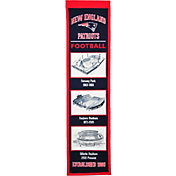 Winning Streak Sports New England Patriots Stadium Evolution Banner