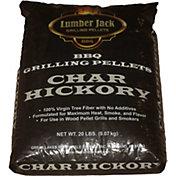 Lumber Jack Char-Hickory Blend Pellets