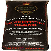 Lumber Jack Competition Blend Pellets