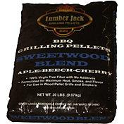 Lumber Jack Sweetwood Blend Pellets