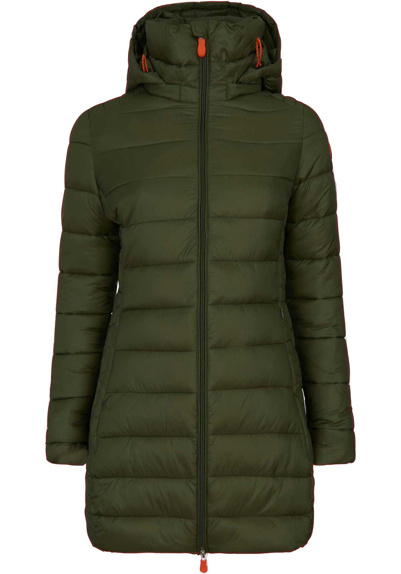 Save The Duck Women's Giga Hooded Parka