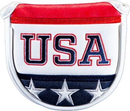 CMC Design USA Mallet Putter Headcover