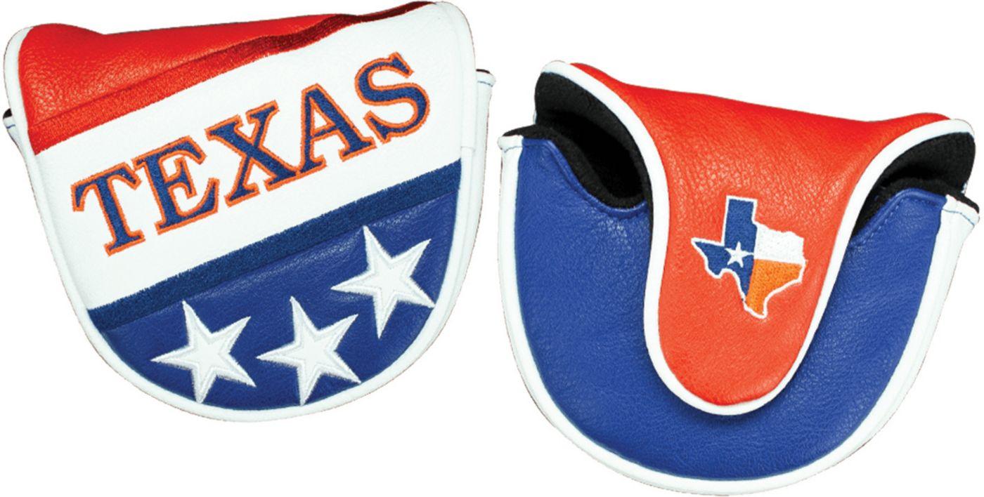 CMC Design Texas Mallet Putter Headcover
