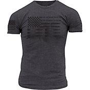 Grunt Style Men's Ammo Flag Short Sleeve T-Shirt