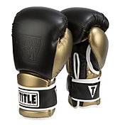 TITLE Golden Boy Bag Gloves