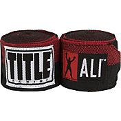 TITLE Muhammad Ali Semi-Stretch Hand Wraps