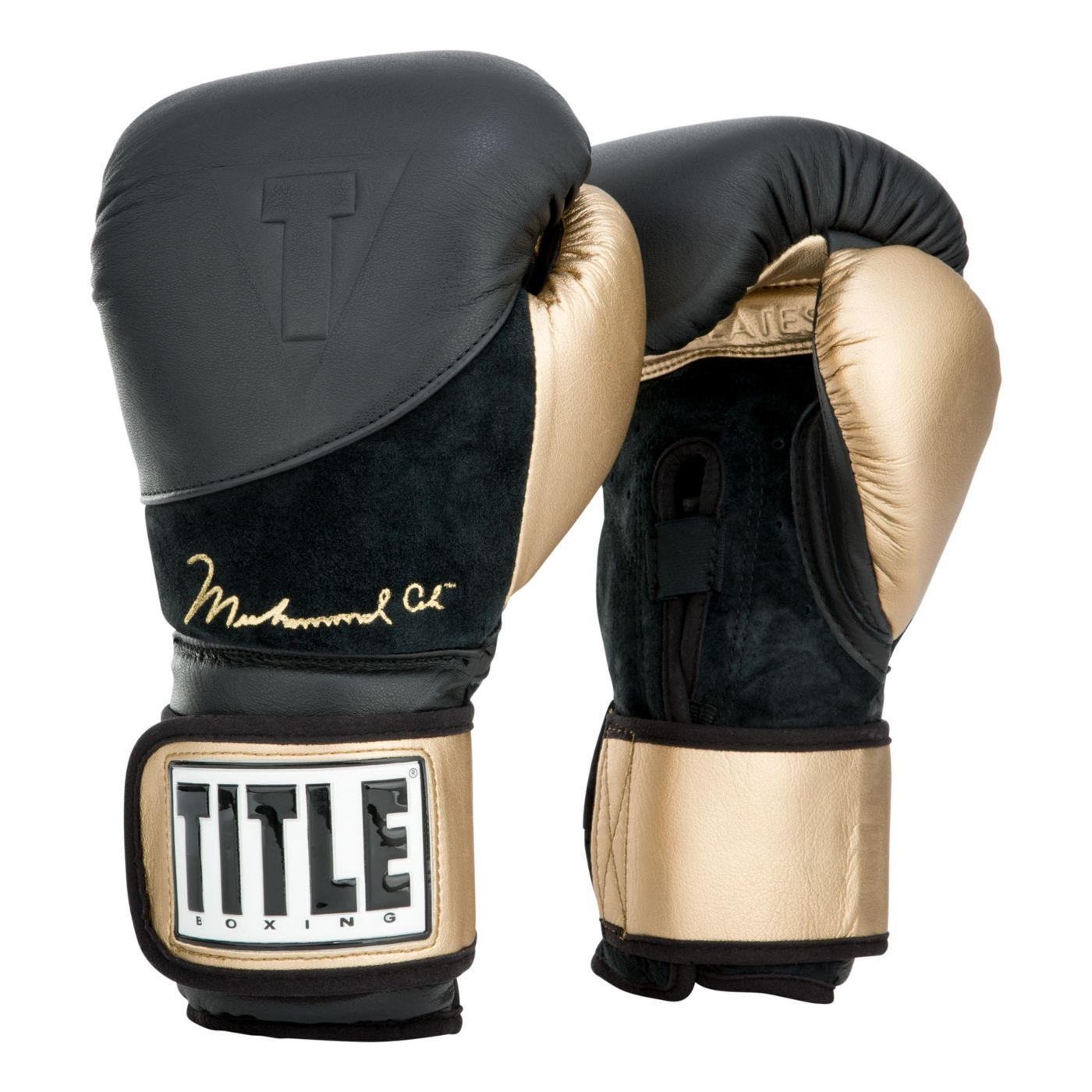 TITLE Ali Legacy Heavy Bag Gloves