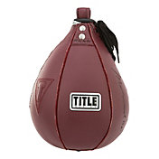 TITLE Ali Authentic Leather Speed Bag