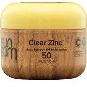 Sun Bum SPF 50 Clear Zinc Tub 1 OZ.