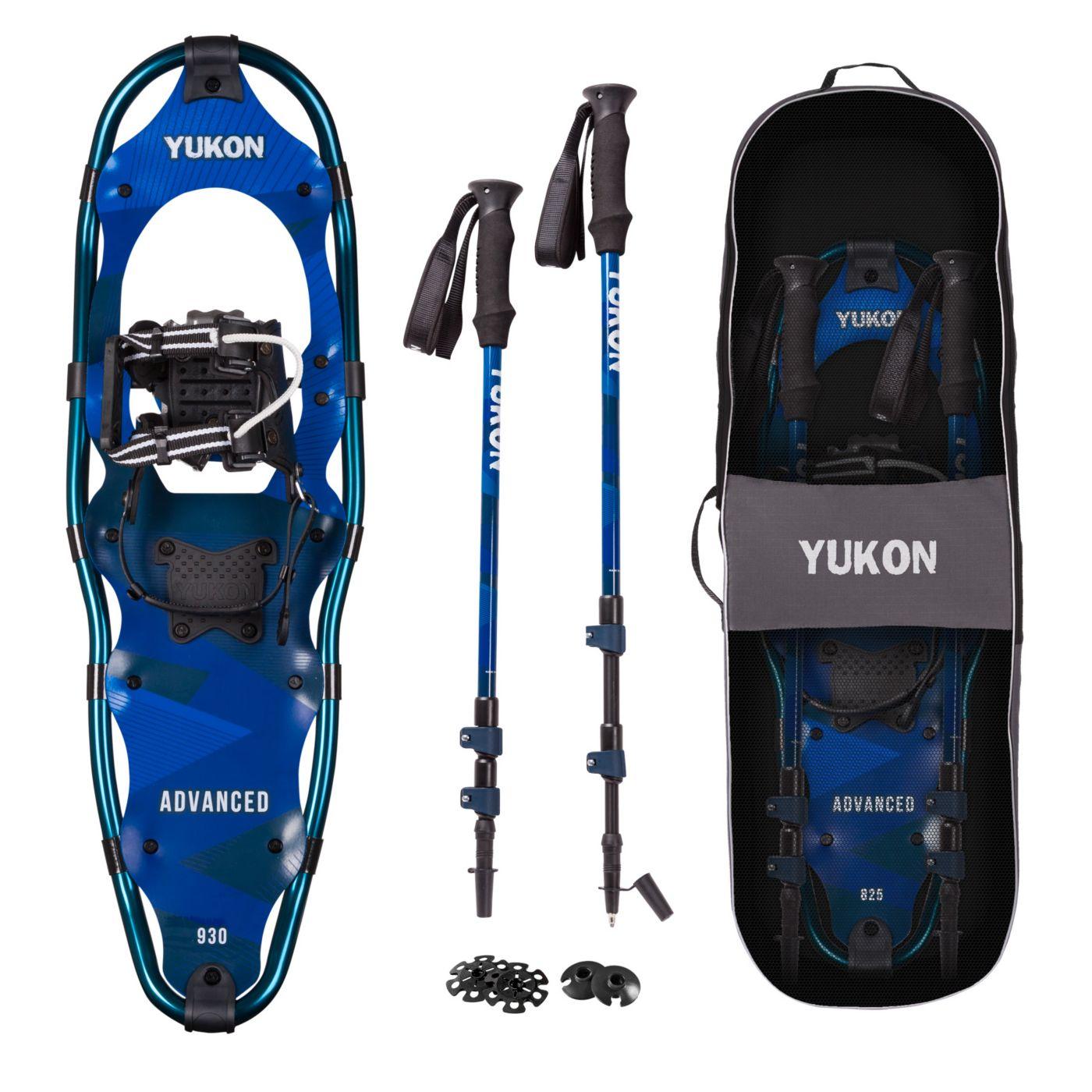 Yukon Charlie's Adult Advanced Snowshoe Kit