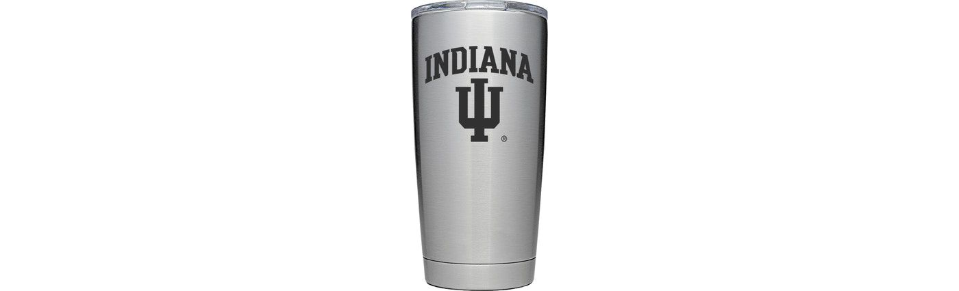 YETI Indiana Hoosiers 20 oz. Rambler Tumbler with MagSlider Lid
