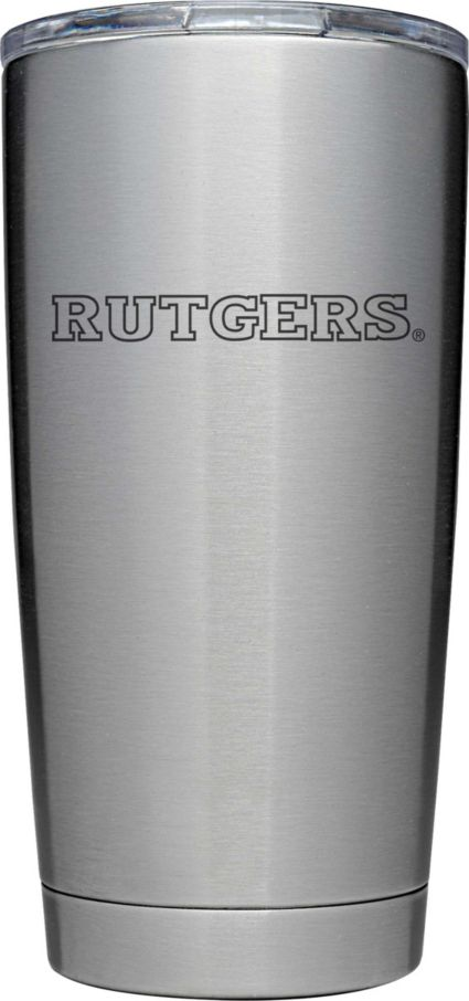 YETI Rutgers Scarlet Knights 20 oz. Rambler Tumbler with MagSlider Lid