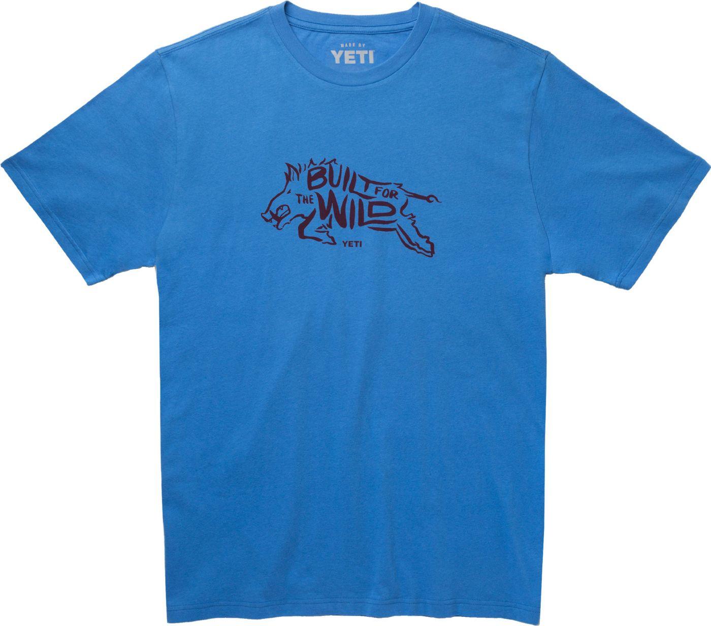 YETI Men's BFTW Boar Short Sleeve T-Shirt
