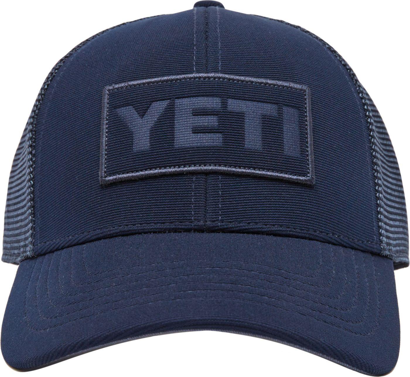 YETI Men's Patch Trucker Hat
