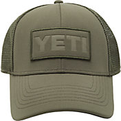 YETI Men's Olive on Olive Trucker Hat