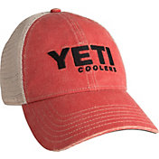 YETI Men's Washed Trucker Hat