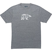 YETI Men's Salmon on the Fly Short Sleeve T-Shirt