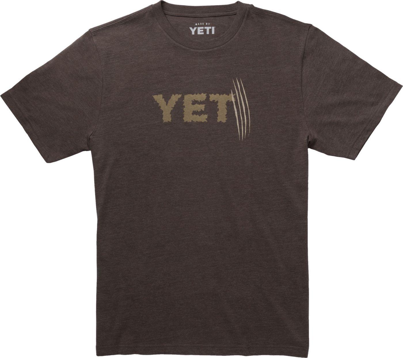 YETI Men's Swipe Short Sleeve T-Shirt