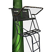 Sniper Treestands Double Down 2 Person Ladder Stand