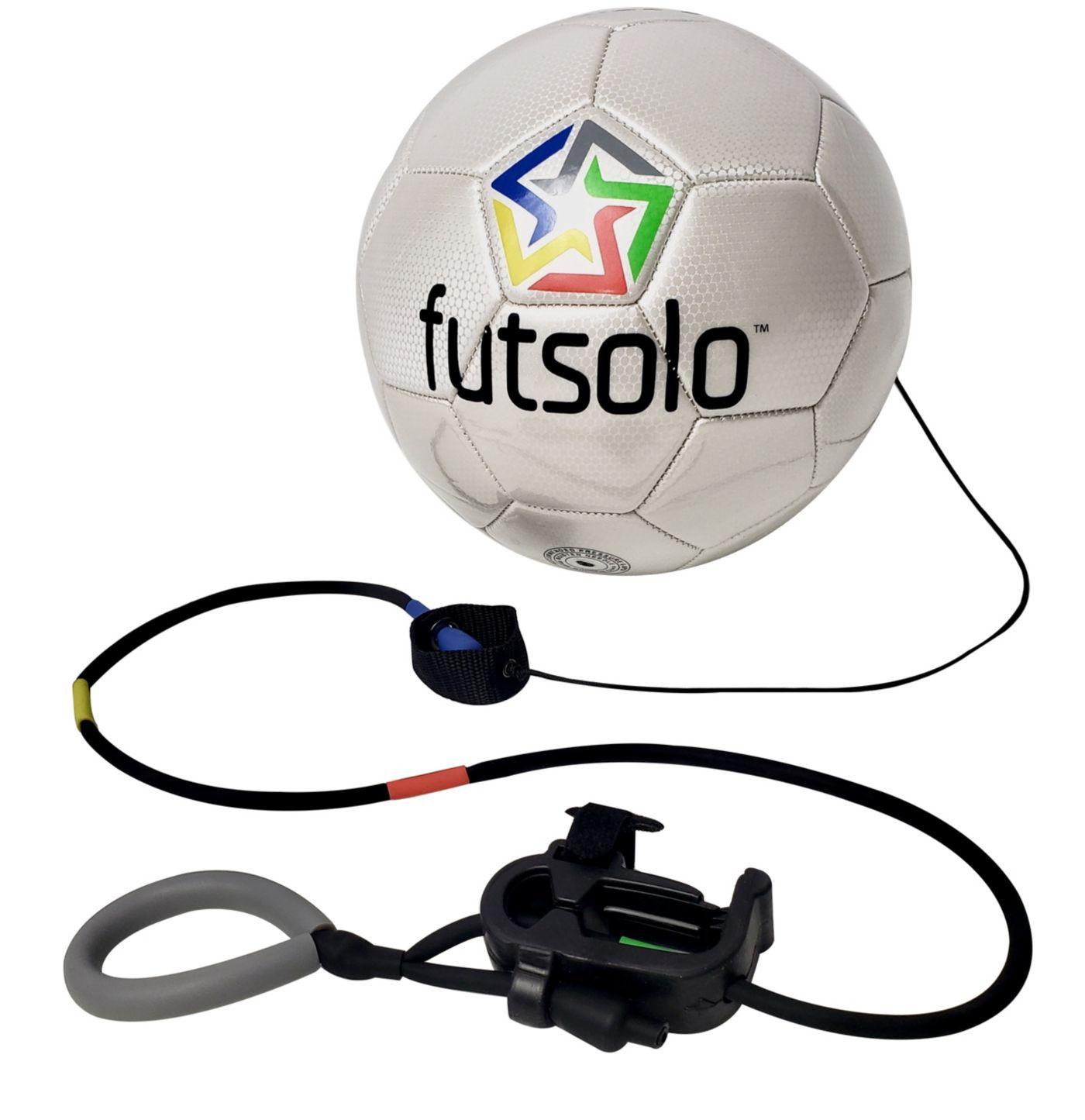Futsolo Kick Trainer Ball and Adjustable 'Real Return' Cord