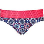 Aqua Tech Women's Banded Bikini Bottom