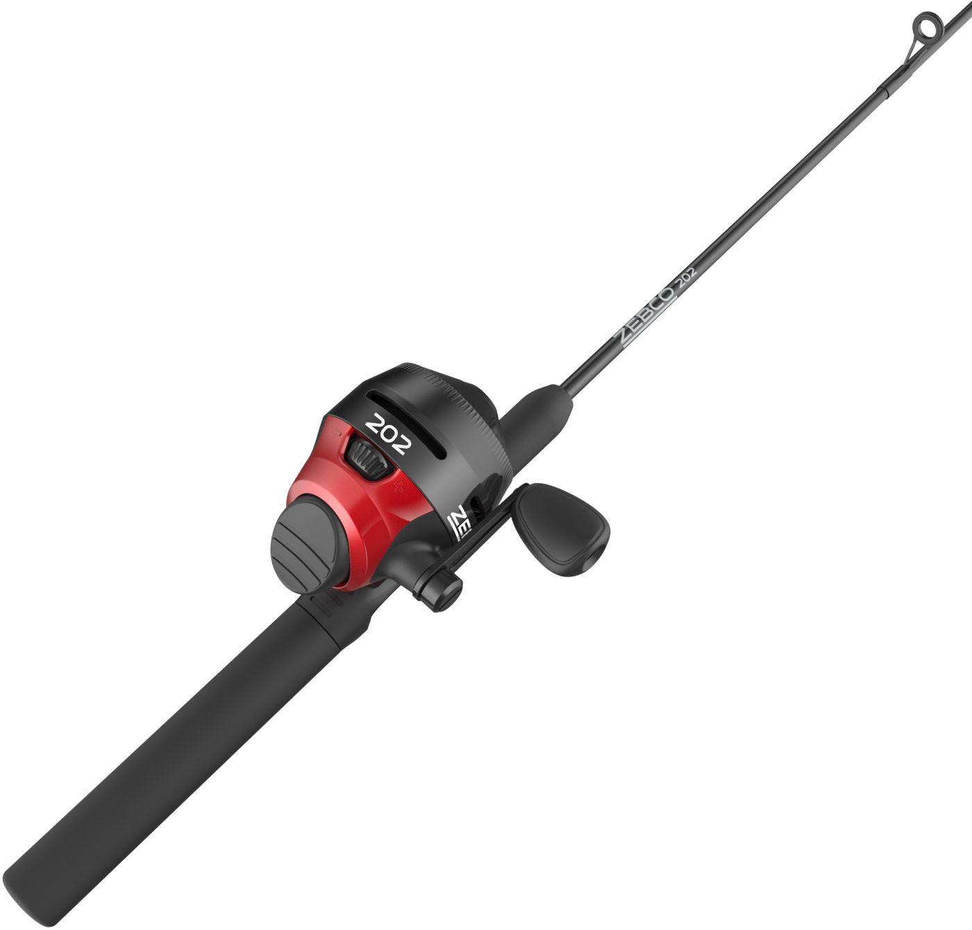 Zebco 202 Spincast Combo Kit