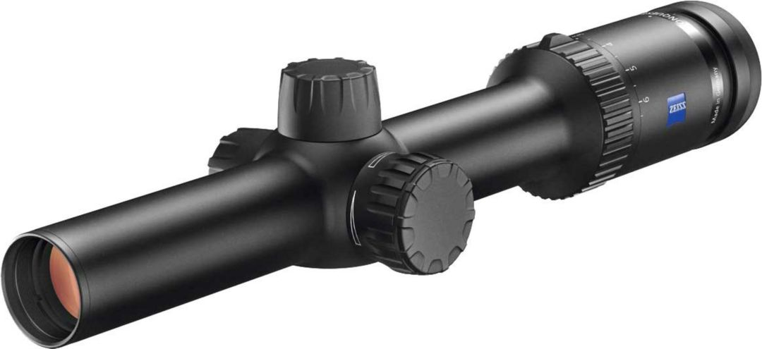 Zeiss Conquest V6 1-6x24 Rifle Scope with Hunting Turret