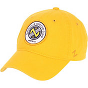 Zephyr Men's Nashville SC Scholarship Gold Adjustable Hat