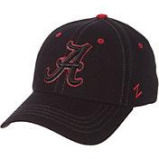 Zephyr Men's Alabama Crimson Tide Element II Adjustable Black Hat