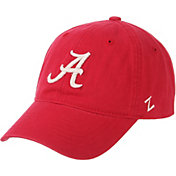 Zephyr Men's Alabama Crimson Tide Crimson Scholarship Adjustable Hat