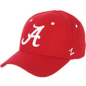Zephyr Men's Alabama Crimson Tide Crimson DH Fitted Hat