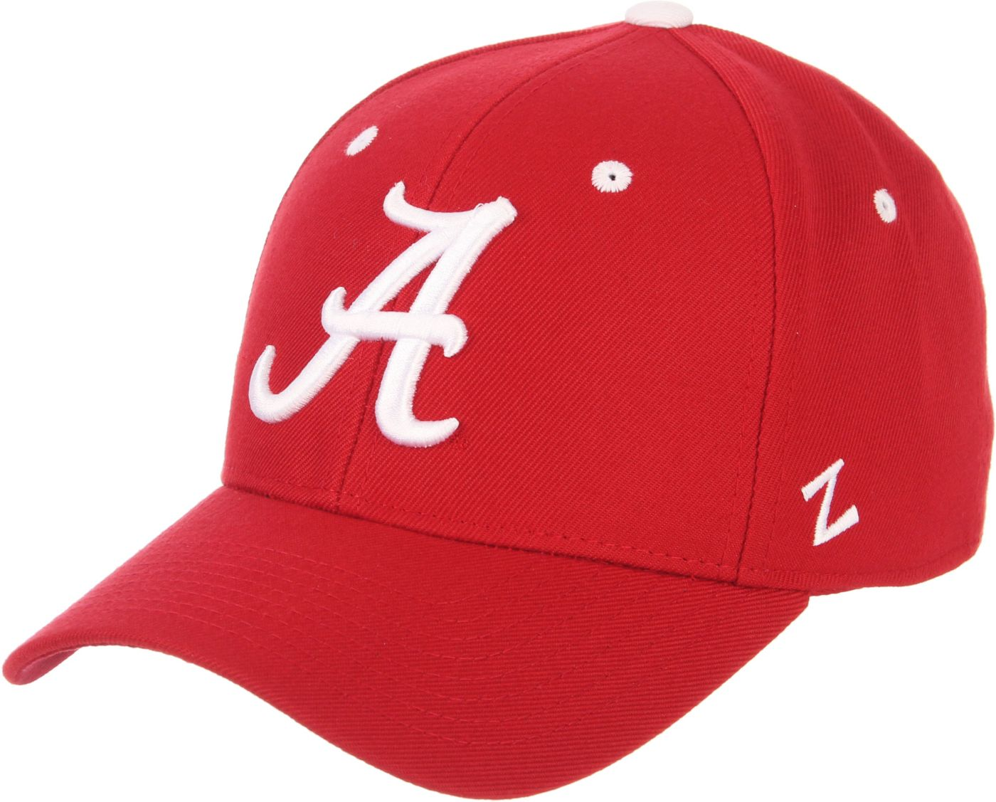 Zephyr Men's Alabama Crimson Tide Crimson Element II Adjustable Hattitle