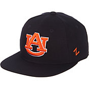 Zephyr Men's Auburn Tigers Blue M15 Fitted Hat