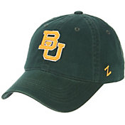 Zephyr Men's Baylor Bears Green Scholarship Adjustable Hat