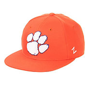 Zephyr Men's Clemson Tigers Orange M15 Fitted Hat
