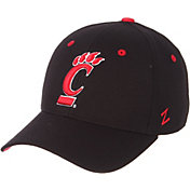 Zephyr Men's Cincinnati Bearcats DH Fitted Black Hat