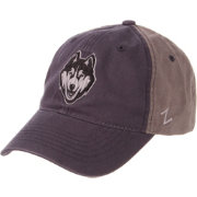 Zephyr UConn Huskies Blue/Grey Adjustable Hat